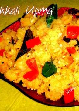 Thakkali Upma(tomato upma)