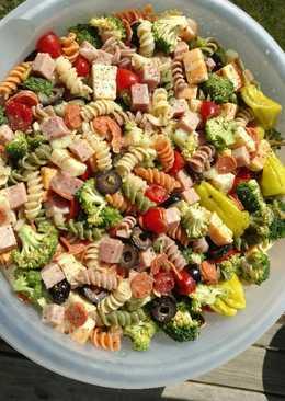 Jeannie's Pasta Salad