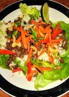 resep masakan thai basil beef