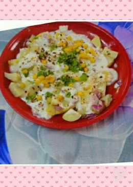 Aloo Curd Salad