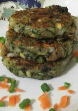 Harabhara quinoa kabab