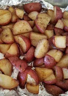 Rosemary & Garlic Red skin potatos