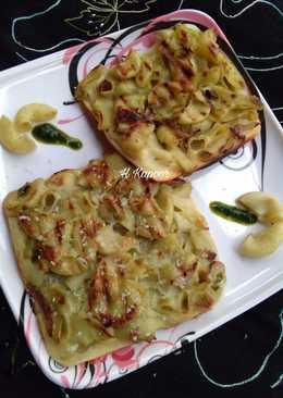 Grilled Pasta-e-Pancake