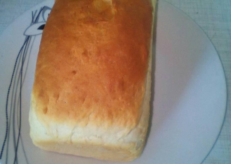 Simple Soft Jiko bread