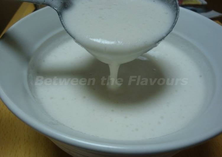 How to make a Dosa batter at home?
