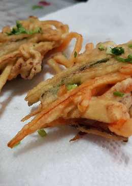 Vegetable Fritters - Kakiage