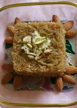 Jaggery rice/gur wala chawal