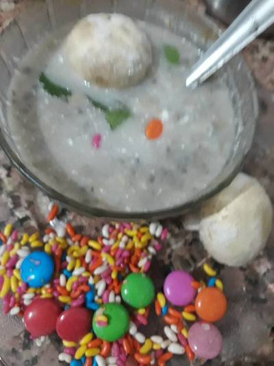 Milky Mushroom Soup