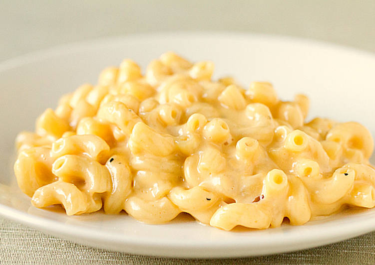 Macaroni and Cheese (Mac & Cheese Stove Top)