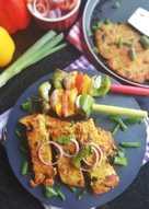 Chicken Tabei Kabab