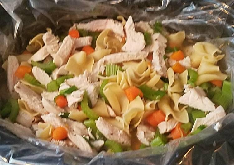 crock pot chicken noodle soup recipejonnyrskinner