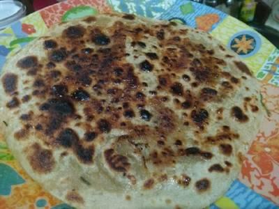 Sama flour parantha