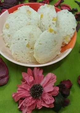 Japanese Steamed Cakes..#healthyjunior