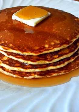 Buttermilk pancakes recipes 48 recipes cookpad for Award winning pancake recipe