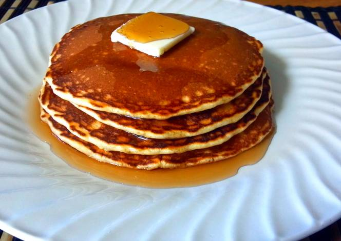 ez award winning buttermilk pancakes recipe by x2ez4u