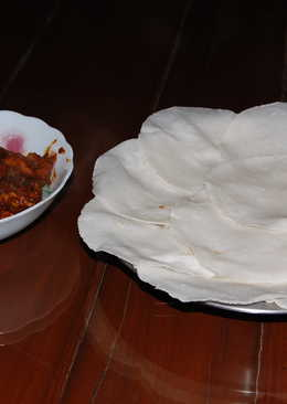 Pathiri - Rice Bread