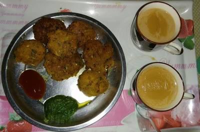 Chana Dal Pakode