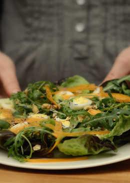 Lotte's Quail-Egg-Salad