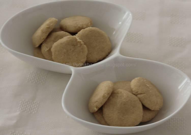 Wheat Nankatai
