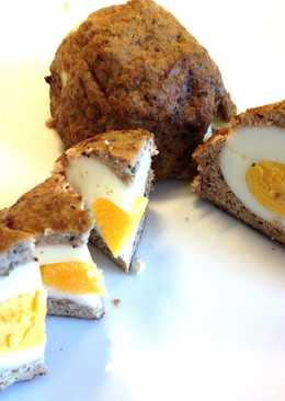 Naked Scotch Egg