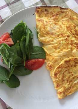 Really easy & tasty omelette