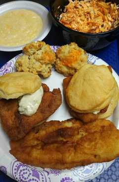 resep masakan fish biscuits american biscuits