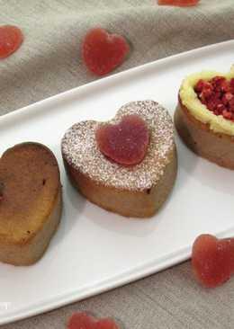 Raspberry cupcake with white chocolate