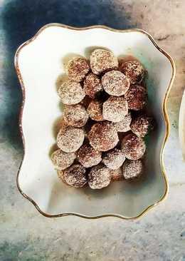 Amla dates sweet spicy tangy balls