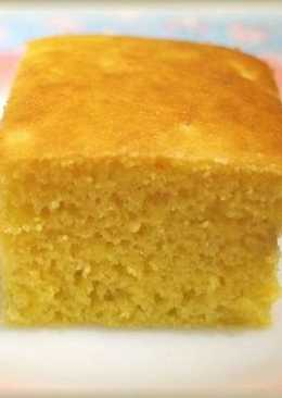 Fat-free Buttermilk Corn Bread