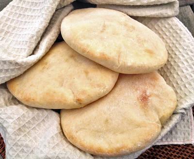 Perfect Pita Bread