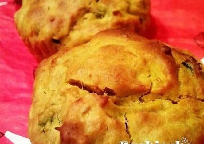 Resep Pumpkin Muffins