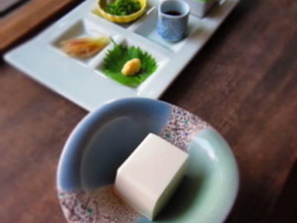 Hiyayakko - Chilled Tofu