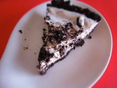 Cookies and Cream Tart