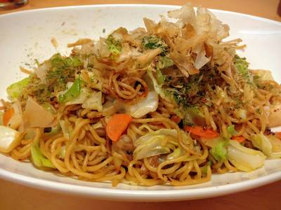 Yakisoba (Fried Noodles)