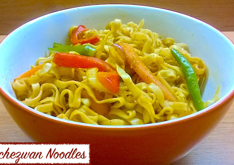Schezwan noodles recipe by renu jain cookpad schezwan noodles forumfinder Image collections