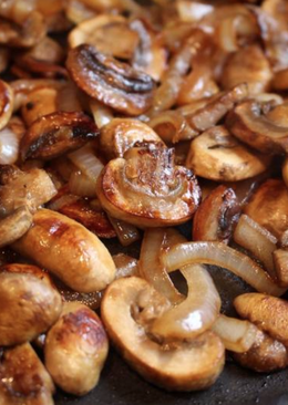 Cooking Basics: How To Get A Beautiful Brown Crust On Mushrooms
