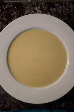resep masakan cauliflower soup