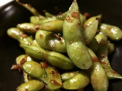 Edamame (Green Soy Beans)