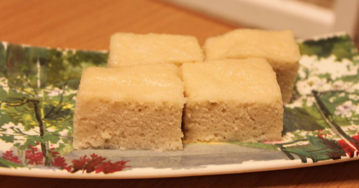 Karukan Cake Recipe By D Erika Cookpad