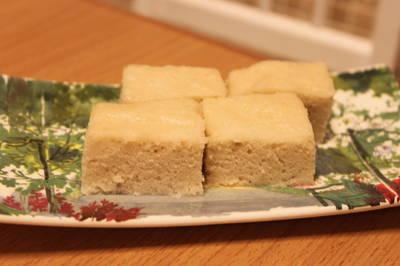 Karukan cake