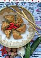 resep masakan meat filling tofu