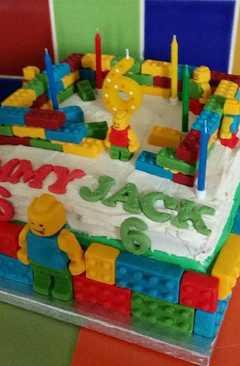 resep masakan vickys lego cake decoration idea