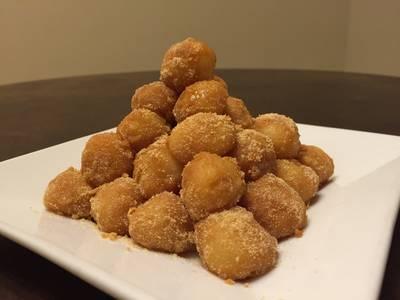 Full moon dumplings