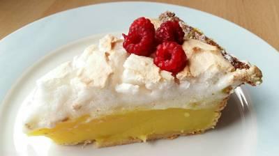 Vickys Lemon Meringue Pie