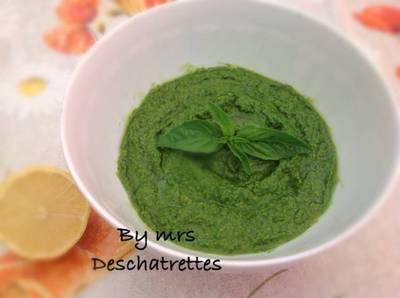 Fresh Basil pesto