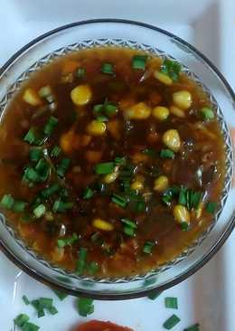 Vegetables Manchow Soup