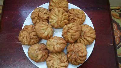 Chicken Kachoris