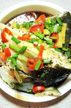 resep masakan chinese style steamed fish