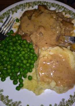 Smothered Pork Chops Comfy Food
