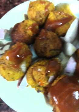 Moong Dal Fritters